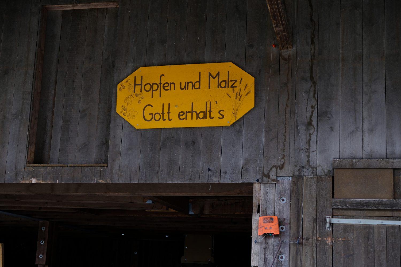 Humpencurling, Rudelschnupf & Hopfenzapfen – Teil 1: Die Reise