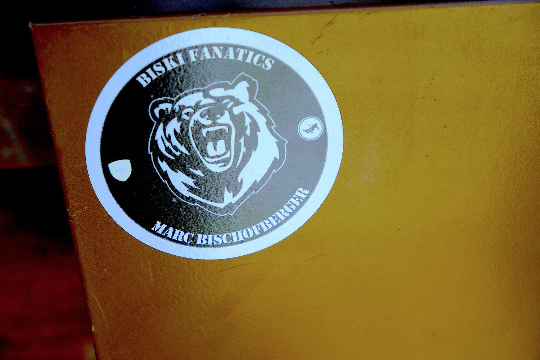 Biski, the Appenzeller Beer-Bear