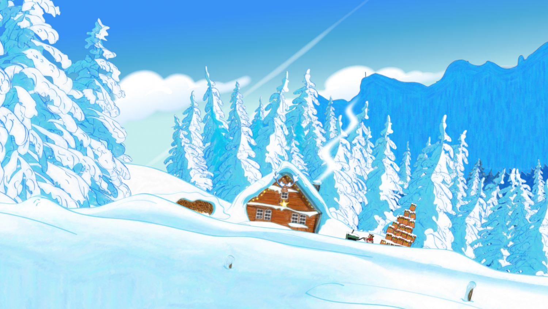 Der Christmas-Quöllbisch kommt