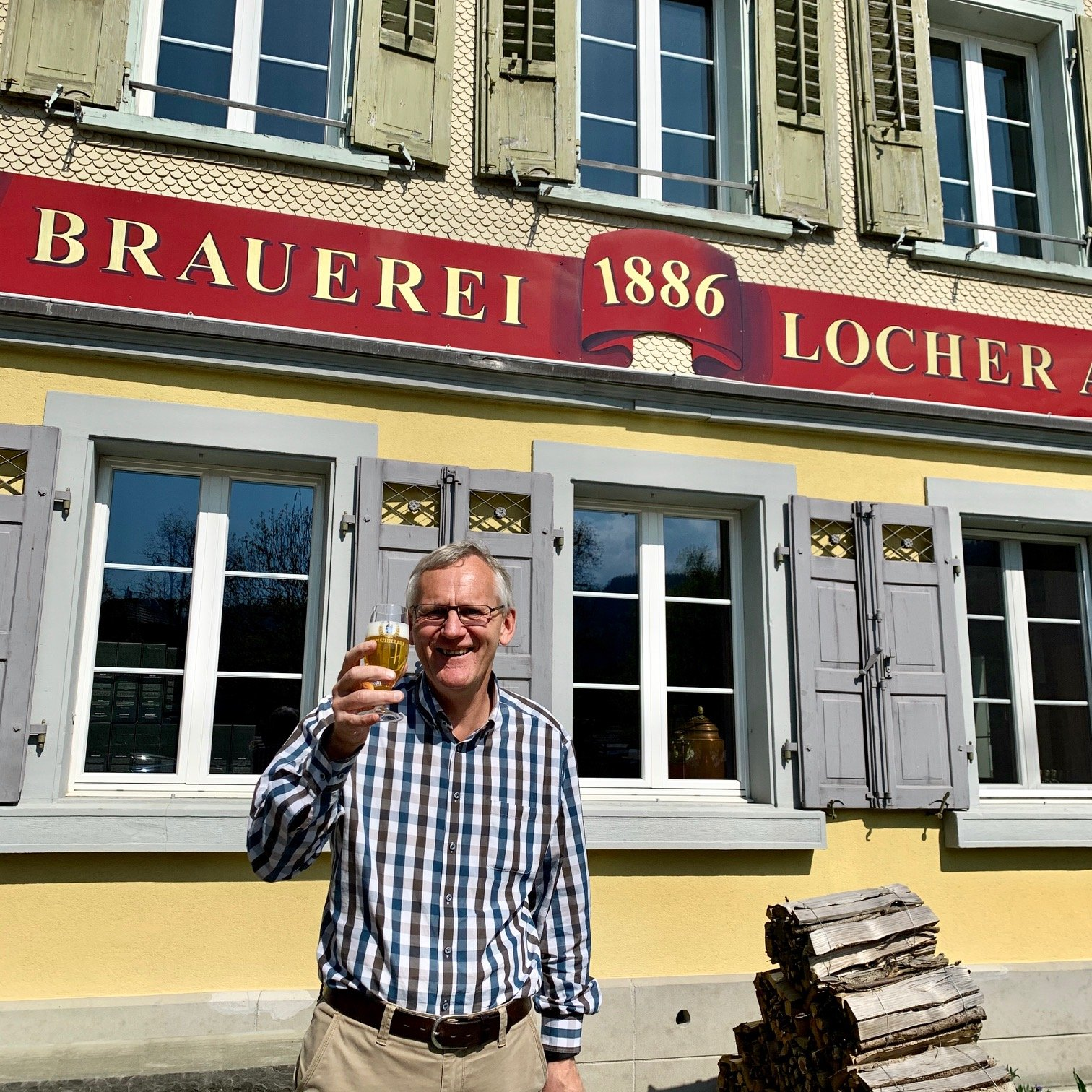 PROST am Tag des Schweizer Bieres