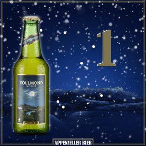 Adventskalender 1: Vollmond Bier
