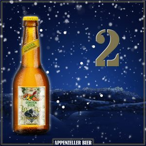 Adventskalender 2: Ginger Beer