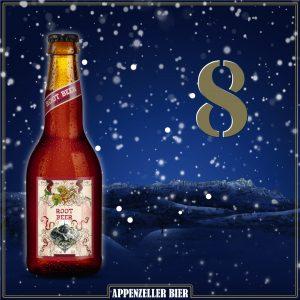 Adventskalender Nr. 8: Root Beer