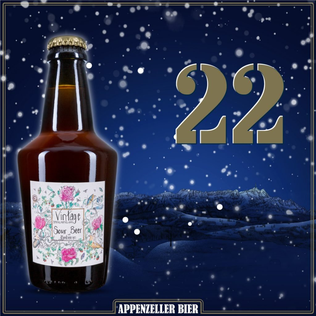 Adventskalender Nr. 22: Sour Beer
