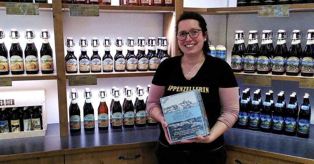 Botschafterinnen für das Appenzeller Bier