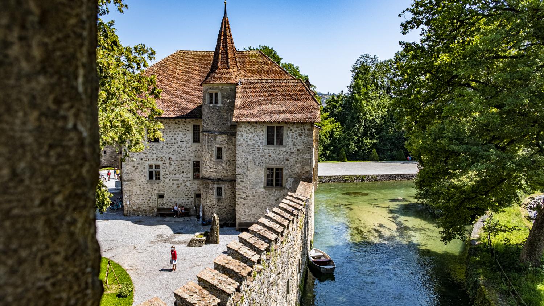 You are currently viewing Minnesang III: Schloss Hallwyl mit Schiffsrundfahrt auf dem Hallwilersee