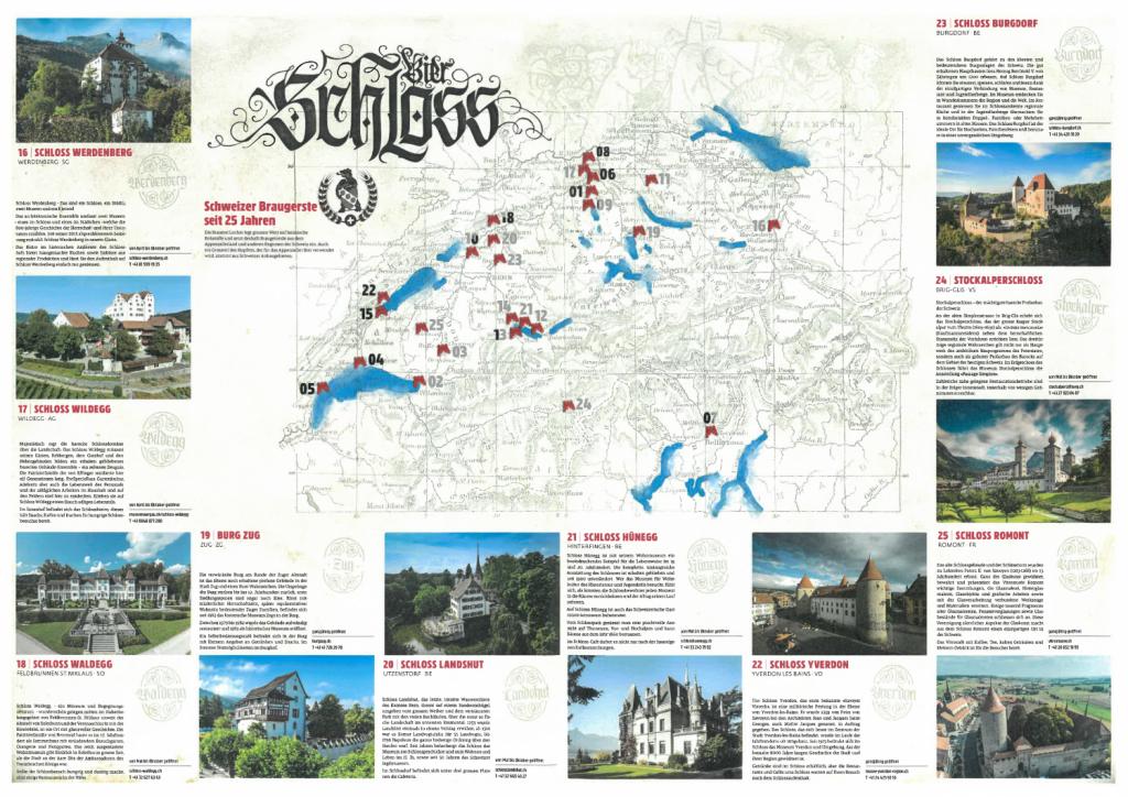 Read more about the article Schlossbier-Trek, Minnesang 1: Schloss Lenzburg